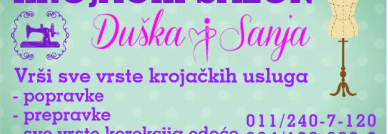 Krojački salon Duška&Sanja